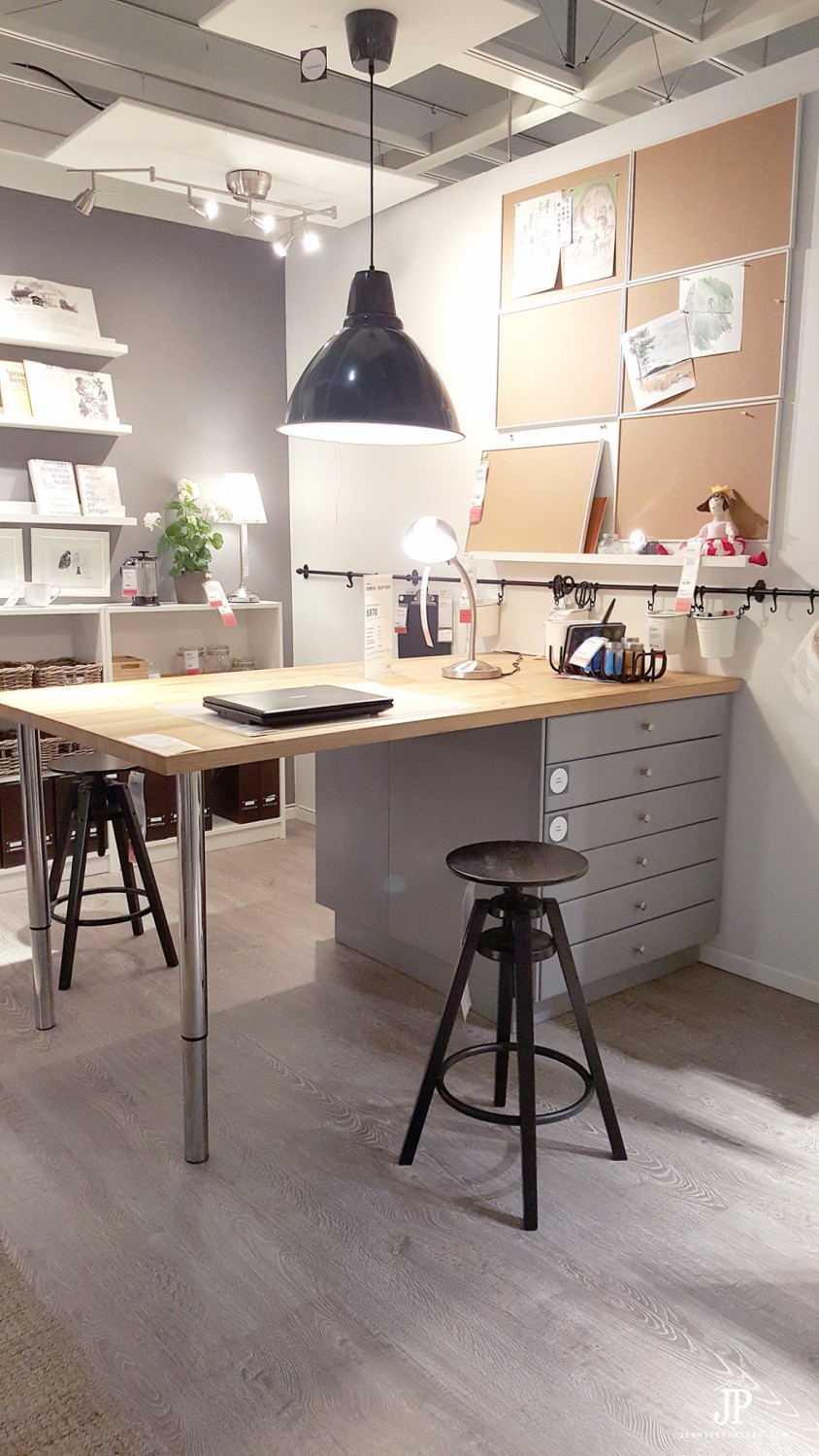 The BEST Ikea Craft Rooms Organizing Ideas   This Is A Craft Room Inside An  IKEA