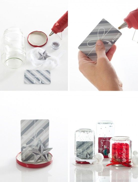 Clever ways to give a christmas gift