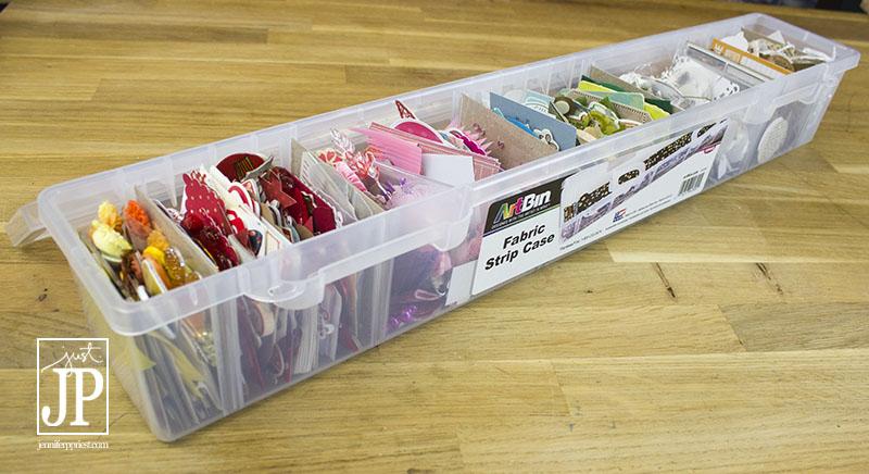 Organize ArtBin Fabric Strip Case JPriest