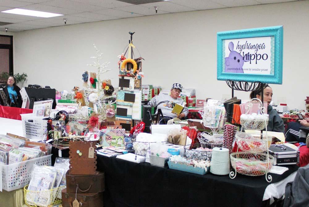 11-12-11 Craft Fair at SMS