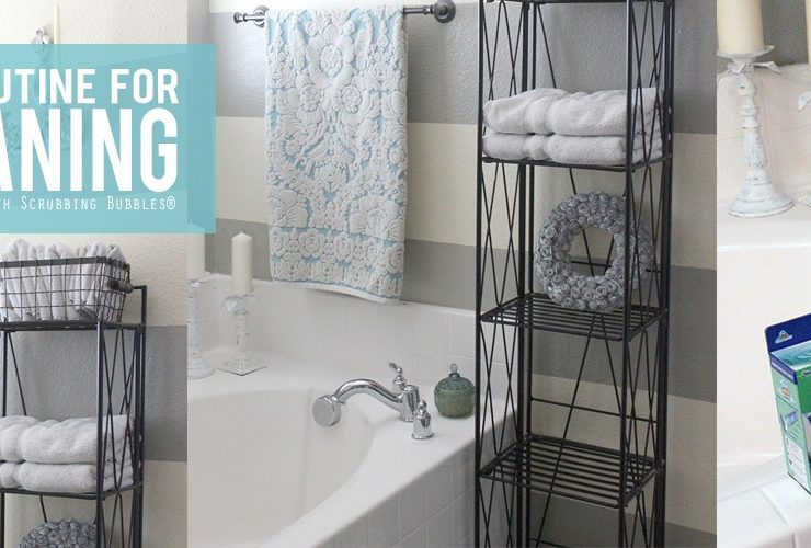 A New Bathroom Cleaning Routine That Gives Me Energy