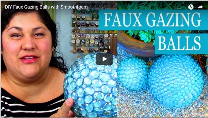 Faux-Gazing-Balls-Video