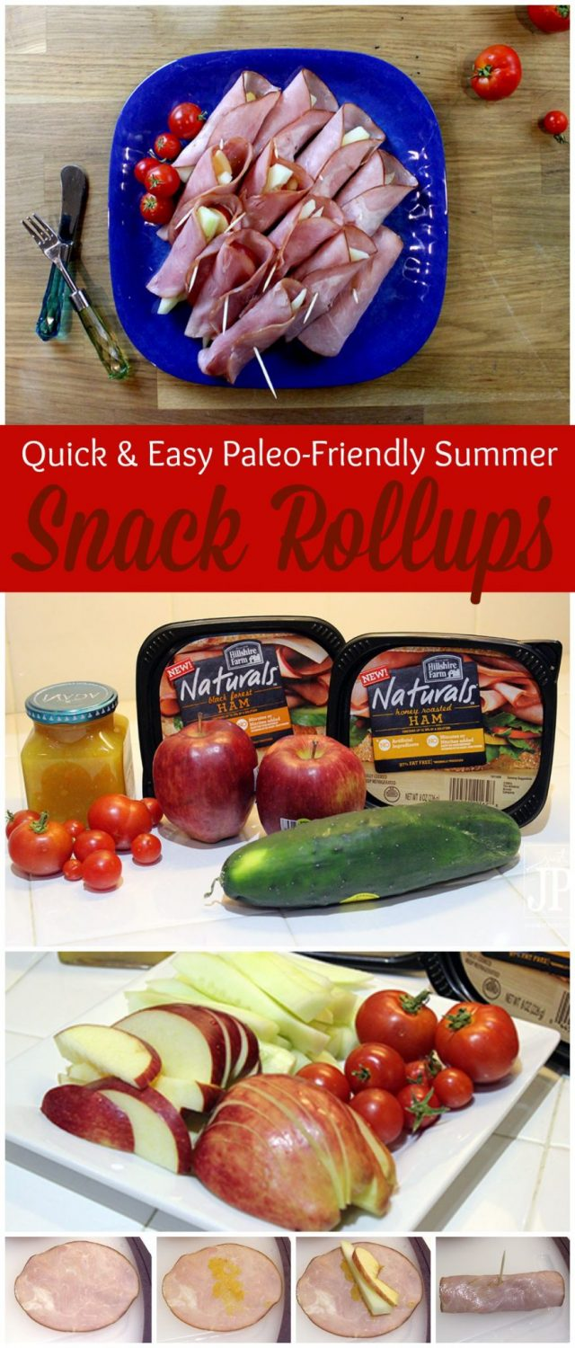 Quick and Easy Hillshire Farms Rollups JPriest