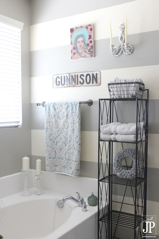 DIY Spa Retreat - In Your Bathroom