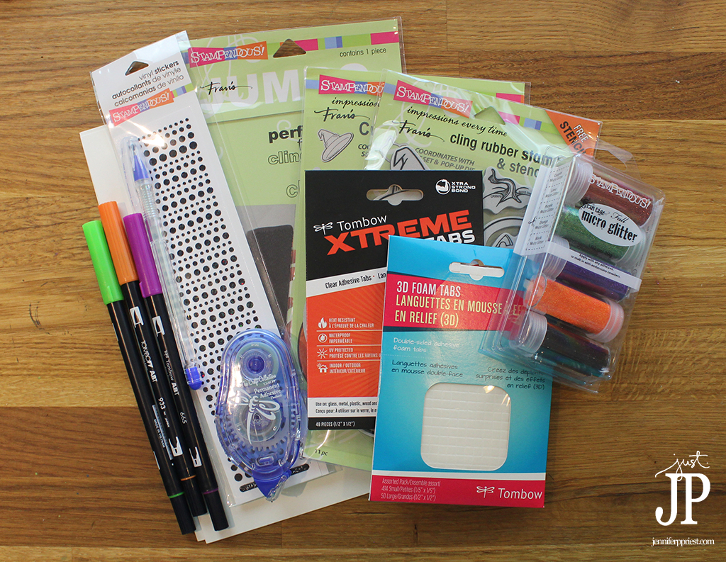 Tombow-Stampendous-Supplies
