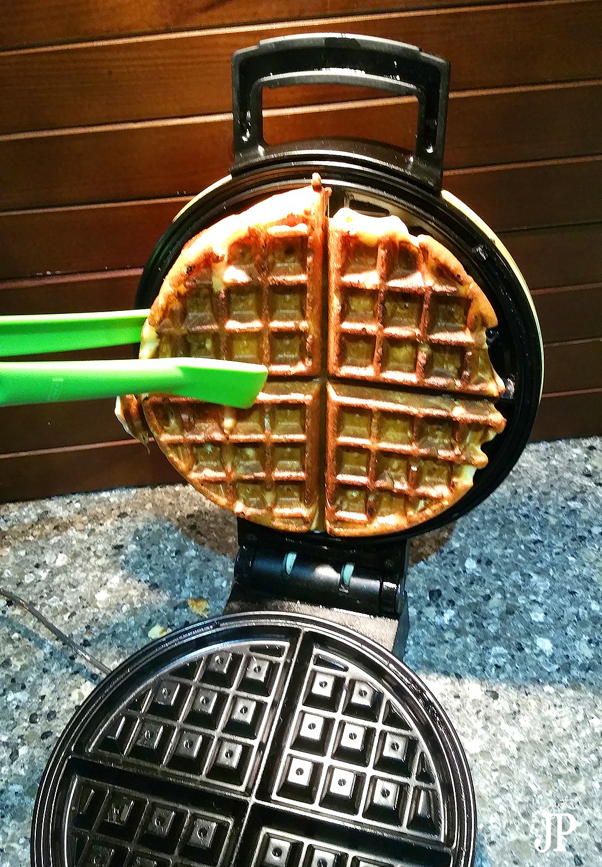 Cooking-Churro-Waffles