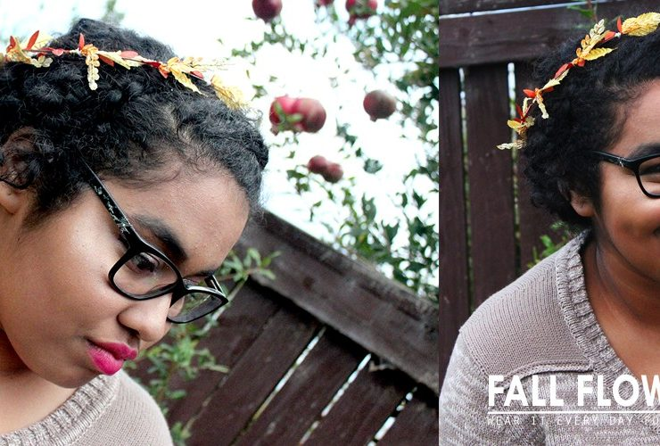 The Most BOO-tiful DIY Flower Crown for Fall – Urban Outfitters Knockoff #JPHalloween