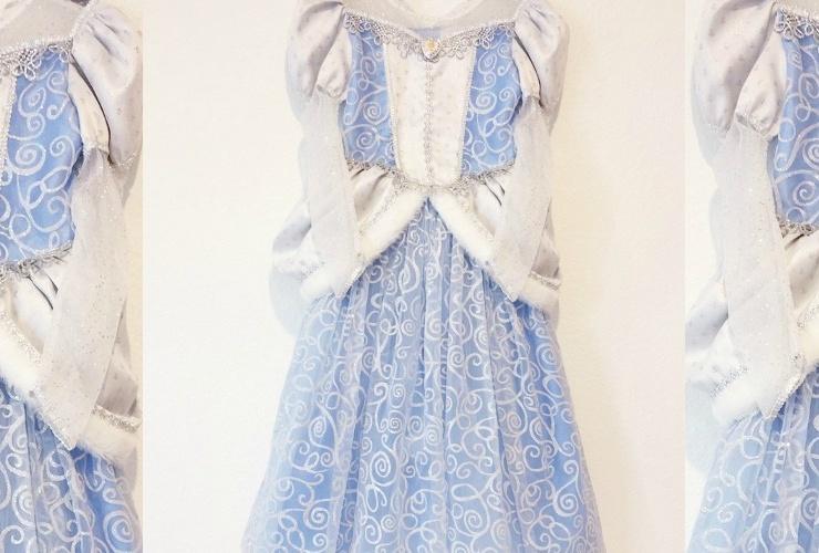 DIY Costume Repair – How to Fix Your Princess Dress After a Clash with a Disney Villain