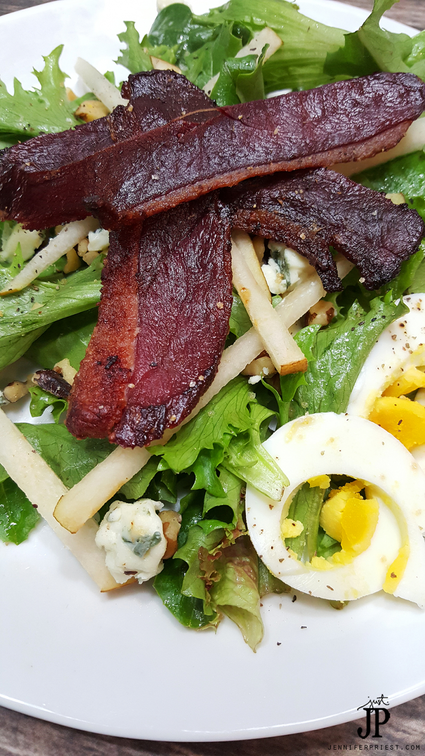 Decadent-Duck-Bacon-Salad-with-Bosc-Pears-JPriest-10245
