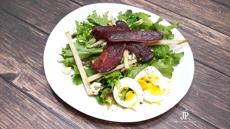 Paleo-Duck-Bacon-Salad-Dartagnan-Foods-Hepps-Salt-JPriest