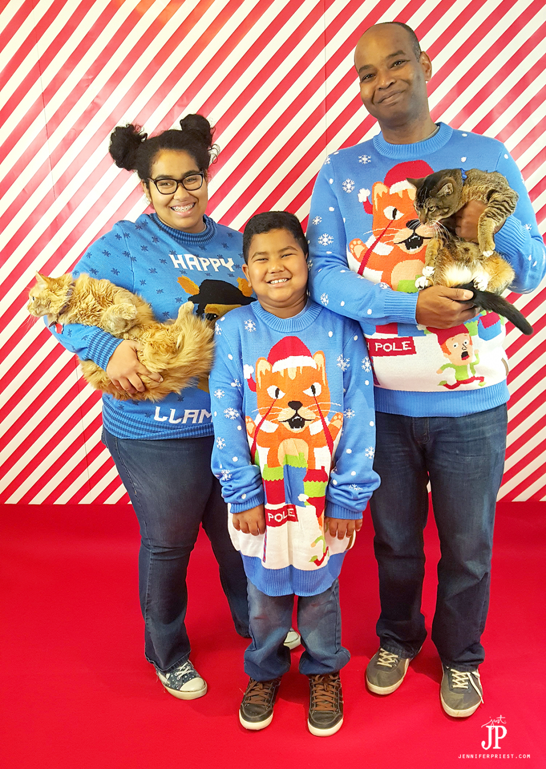 Funny Christmas Sweaters for Everyone!