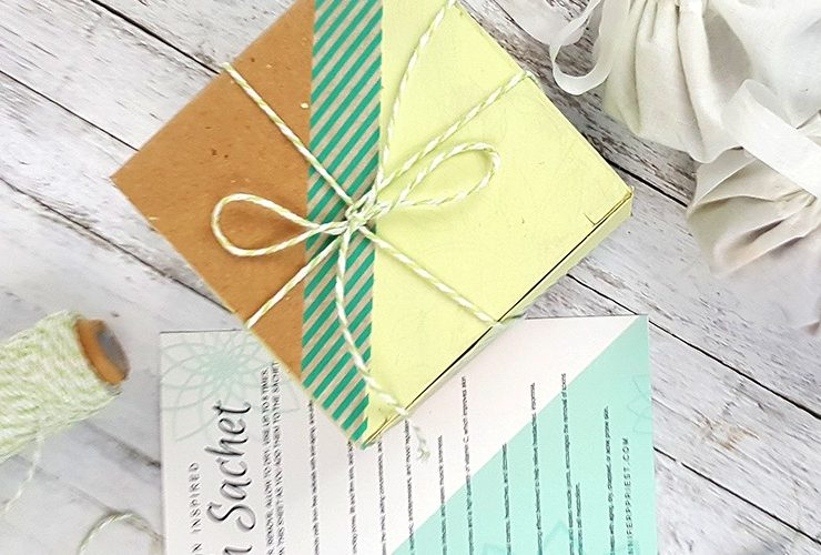 Use Your Stash: Make DIY Gift Wrap