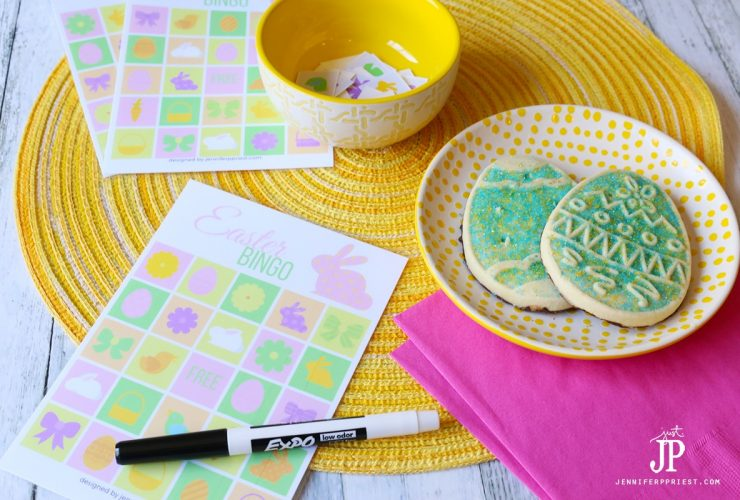 Keep the Kids BUSY with these Dry Erase Easter Bingo Cards – Free Download