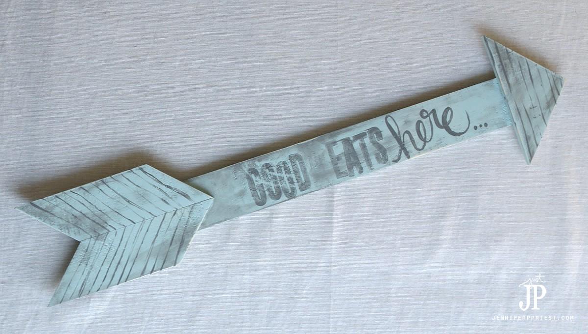 Good-Eats-HERE-Wood-Arrow-Sign-Walnut-Hollow-Jennifer-Priest