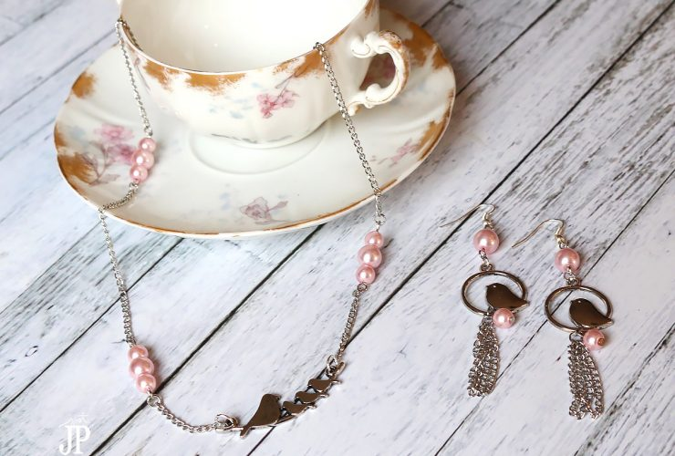 Jewelry archives smart fun diy diy jewelry set even if youve never made jewelry before solutioingenieria Choice Image