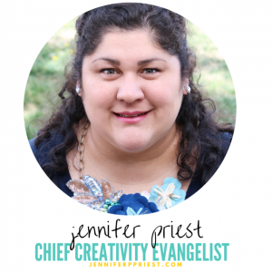 Jennifer Priest shares amazing crafting tips and smart DIYs on her site Just JP. I love her recipes and how she shares her Latina culture and experience raising a multi-cultural family in Southern California. Her newsletter rocks!