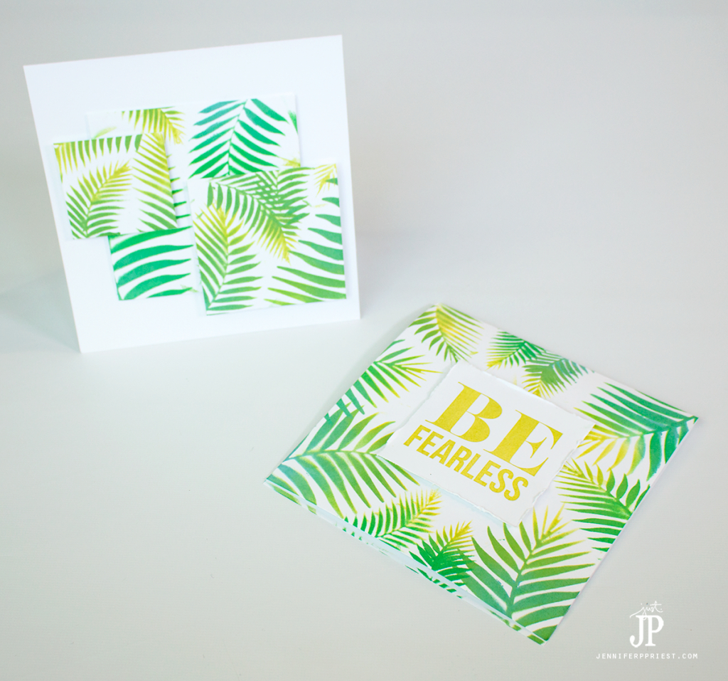 BE-FEARLESS-Palm-Tree-Inspired-Card-stenciled-with-ColorBox-Chalk-Ink-by-Jennifer-Priest