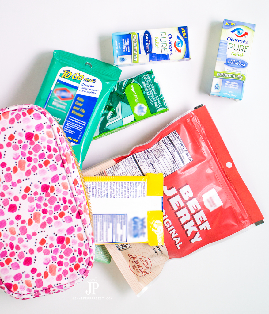DIY-Travel-Survival-Pack-Contents-Jenniferppriest-CLEAR-EYES