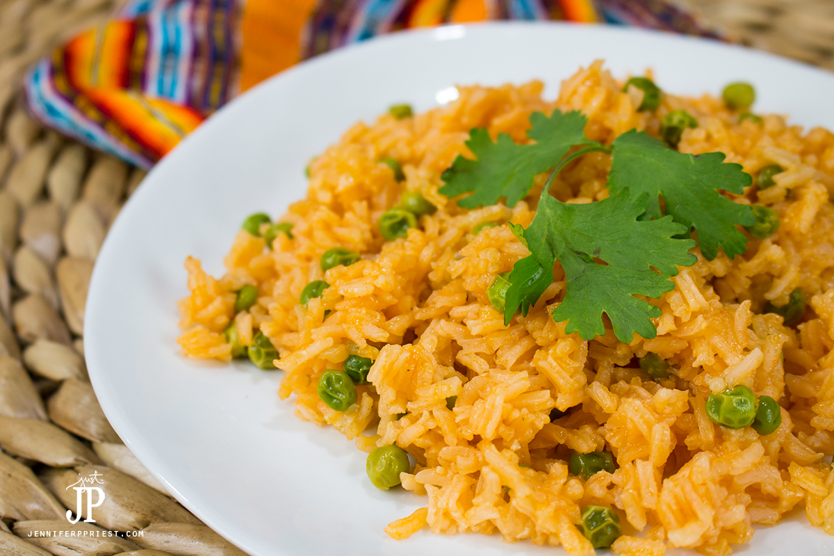 how to make rice like mexican restaurants