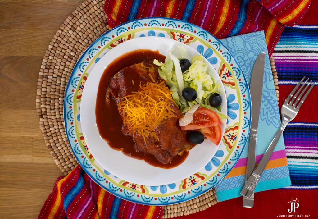 Chicken Enchiladas Recipe Saboreatuverano
