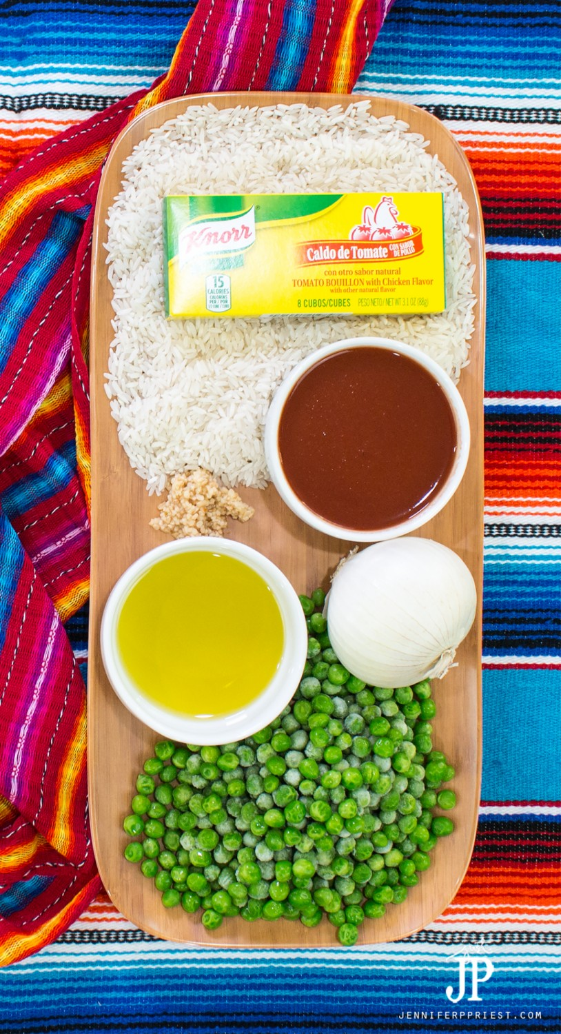 Ingredients To Make The Best Spanish Rice! Use Knorr Caldo De Tomate Con  Sabor De