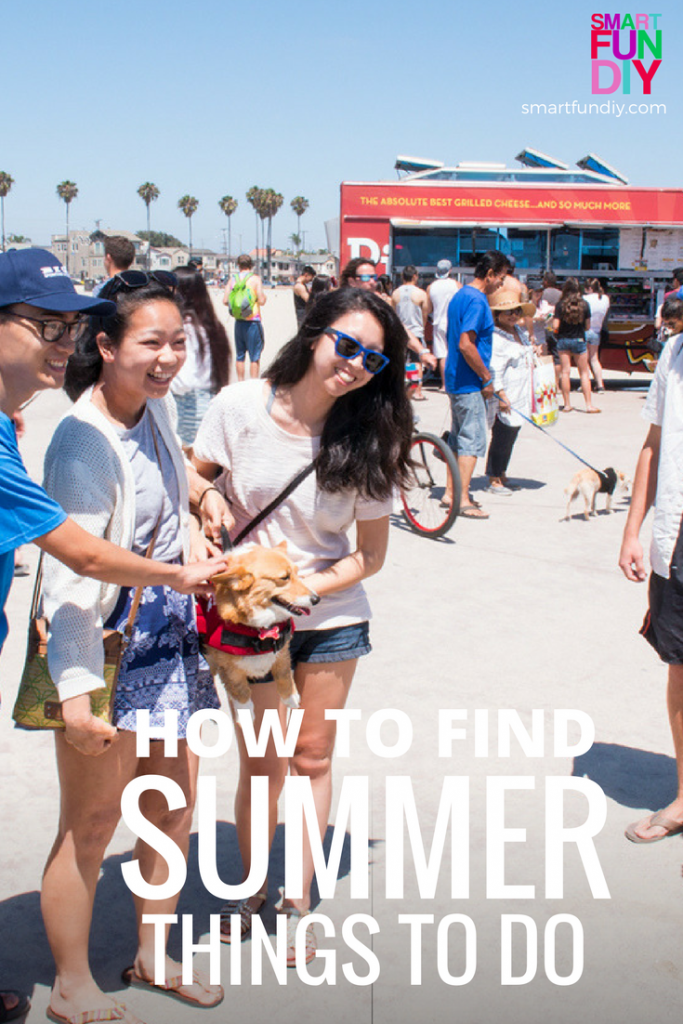 How to find the most amazing SUMMER events ... on Facebook!