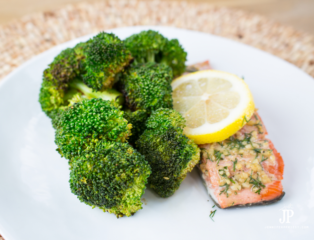 grilled-broccoli-with-salmon-jenniferppriest