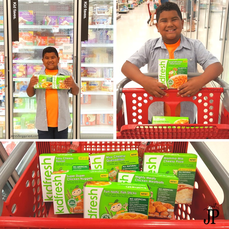Find Kidfresh meals at Target - healthy meals with no artificial ingredients #KeepingMomsCool [AD]Printable by jenniferppriest at http://jenniferppriest.com/mom-hack-printable-snack-chart-for-back-to-school
