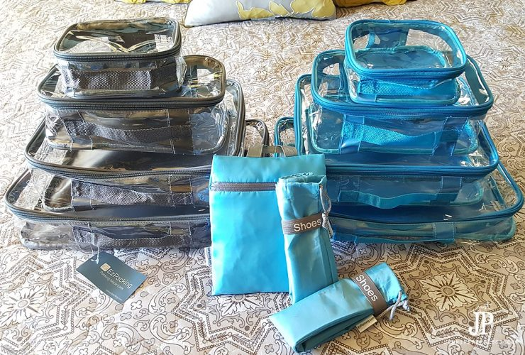 How to pack a suitcase like a pro with EzPacking Cubes – 4 trips, 12 flights, 7 beds, and 1 suitcase