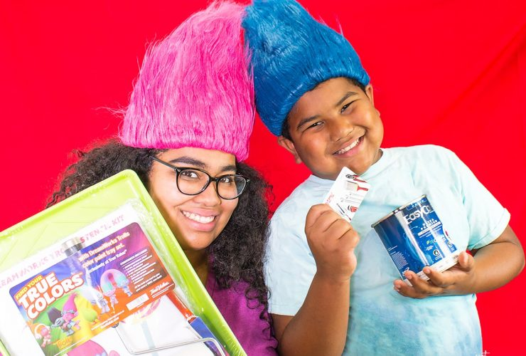 Trolls Movie Paint and Home Decor Giveaway!