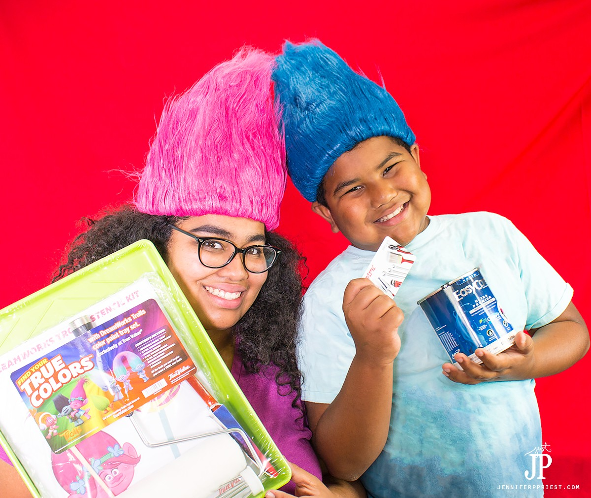 Trolls Movie Paint And Home Decor Giveaway