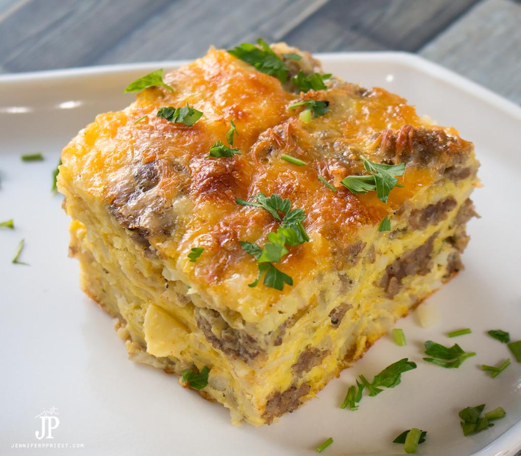 Easy Breakfast Casseroles: Easy Breakfast Casserole Recipe