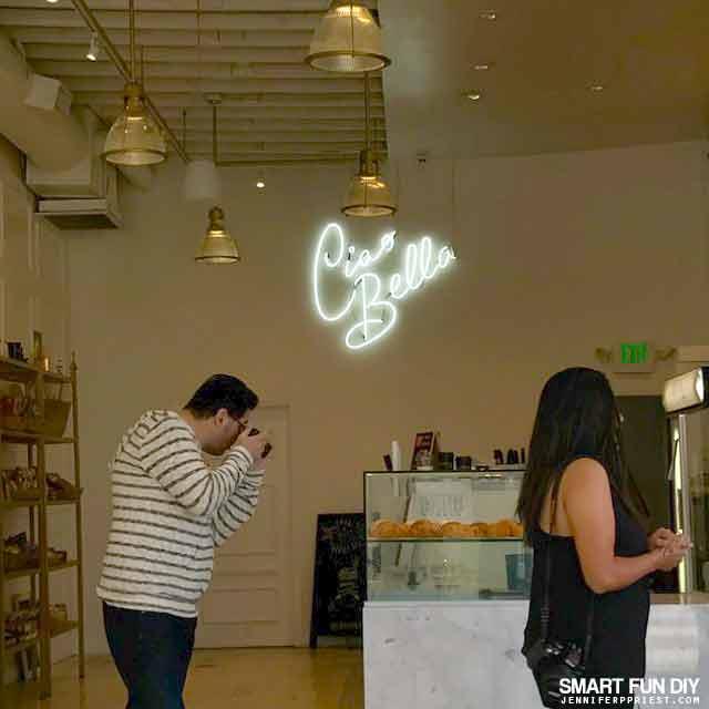 LA's First Cuban Cafecito at Carrera Café at 8251 Melrose Ave, Los Angeles, CA 90046