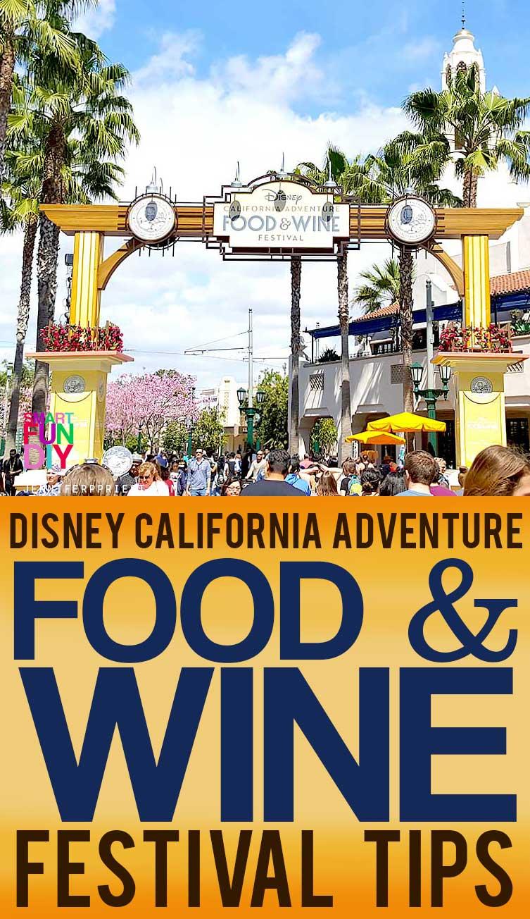 Disney Food Wine  Passholders