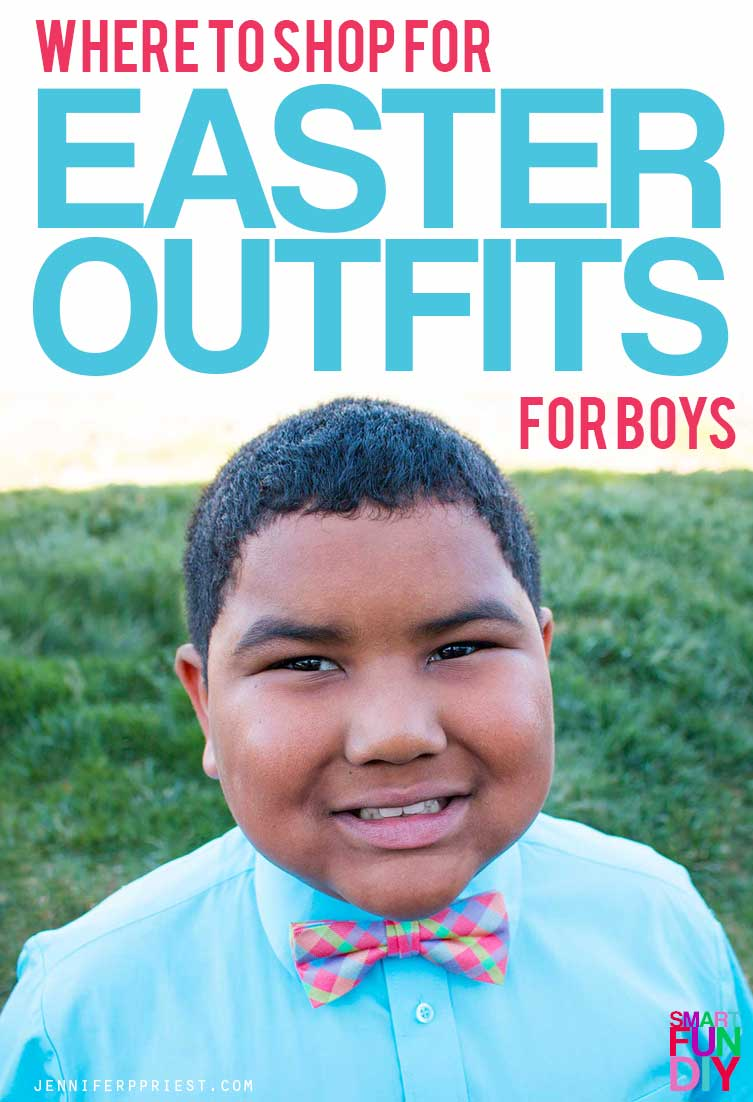 Where do we do our Easter shopping? JCPenney! Read how we outfit the kitchen and find on-trend boy's clothes for Easter all in one place: JCPenney. The prices are #SoWorthIt . [AD]