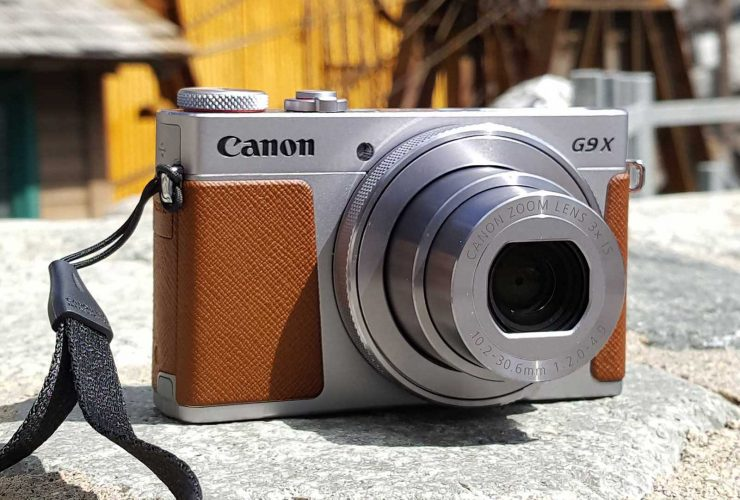 Canon PowerShot G9 X Mark II 20.1MP Digital Camera REVIEW