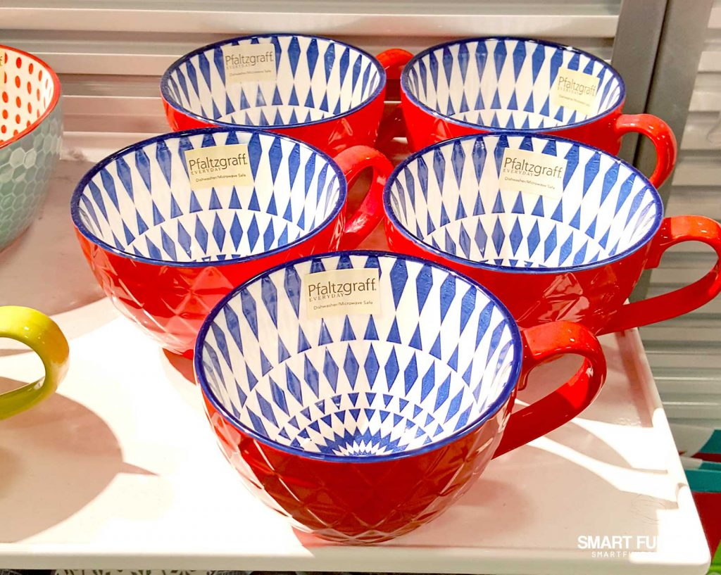Super cute Pfaltzgraff dishes at JCPenney - https://www.smartfundiy.com/mothers-day-lunch-grilled-eggplant/ #SoWorthIt