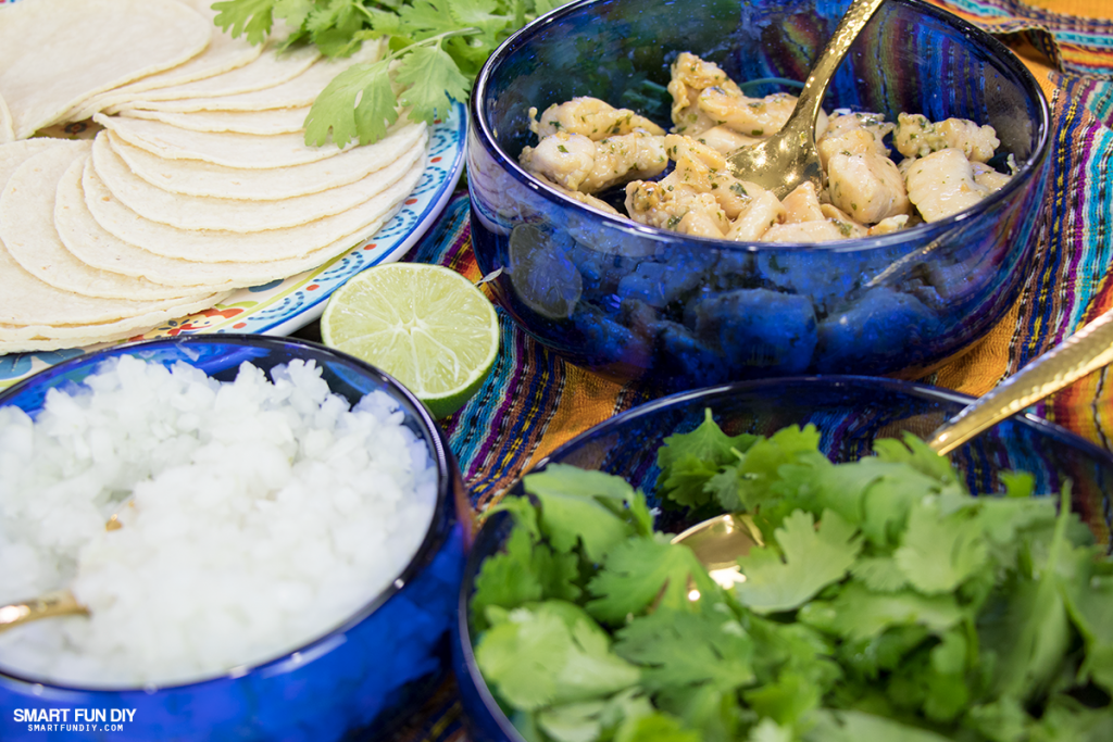 chicken street tacos recipe toppings