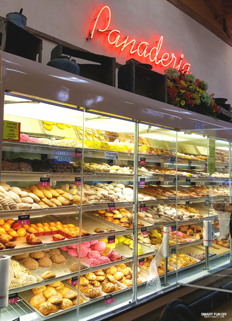 Panaderia bakery at Gonzalez northgate market