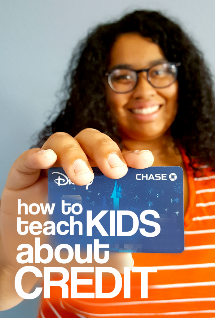 3 ways to teach your kids about credit - plus why Hispanics are optimistic about their credit reports right now! #ChaseSlate [AD]