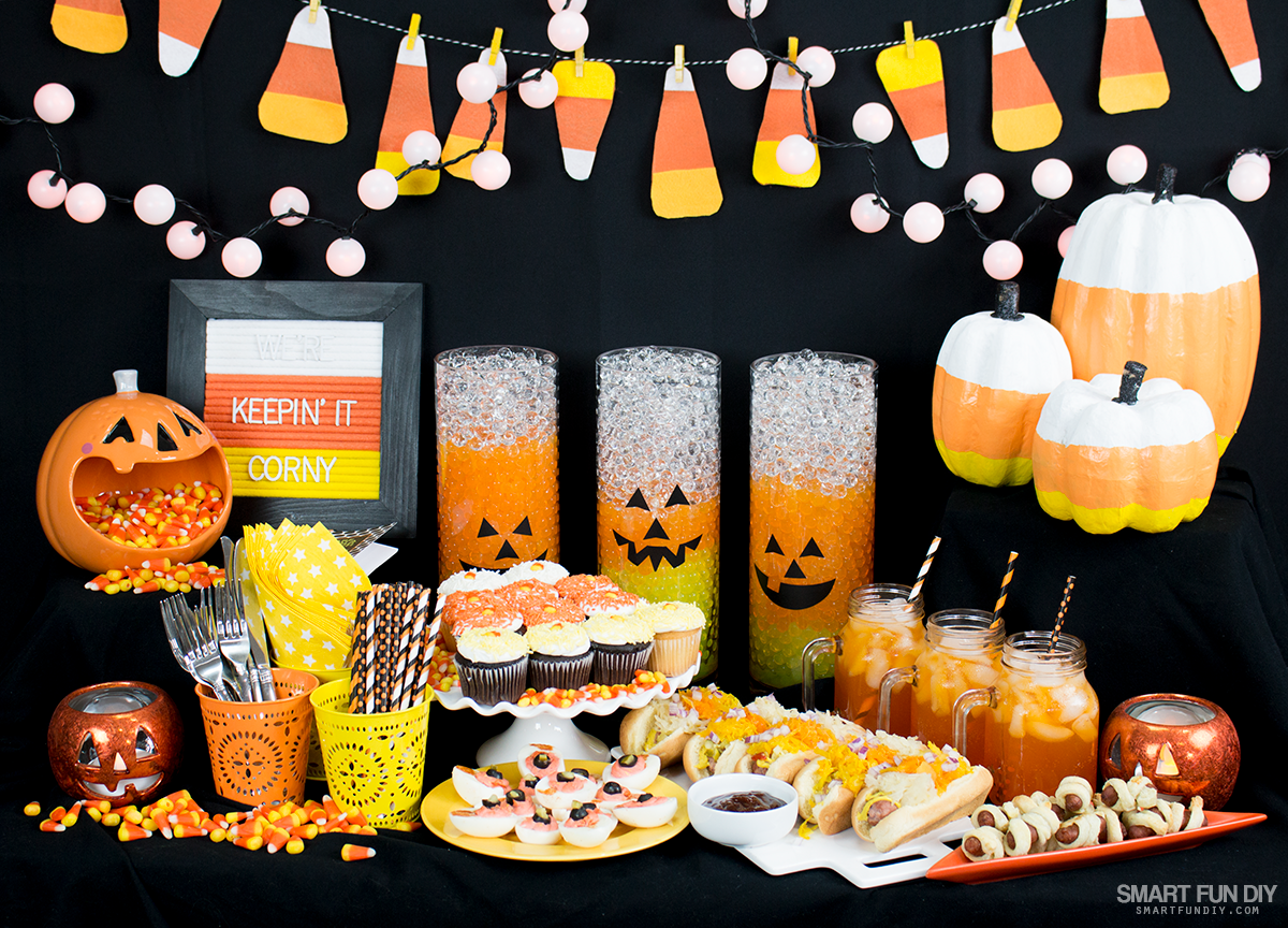 Halloween Party Snack Food Ideas