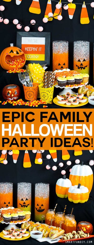 how to throw a halloween party both kids and adults will love kid party food