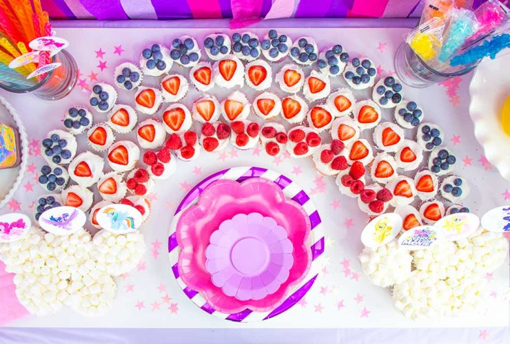 DIY My Little Pony Party – My Little Pony: The Movie