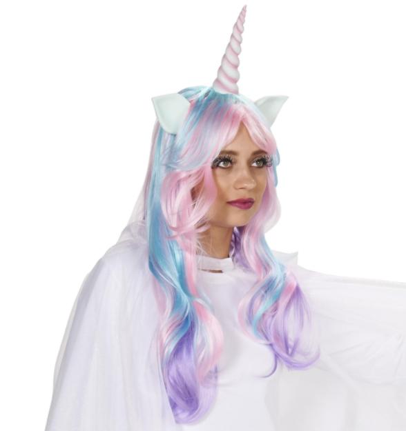 Diy unicorn frappuccino costume 7 tricks to make your diy unicorn frappuccino costume over the top solutioingenieria Choice Image