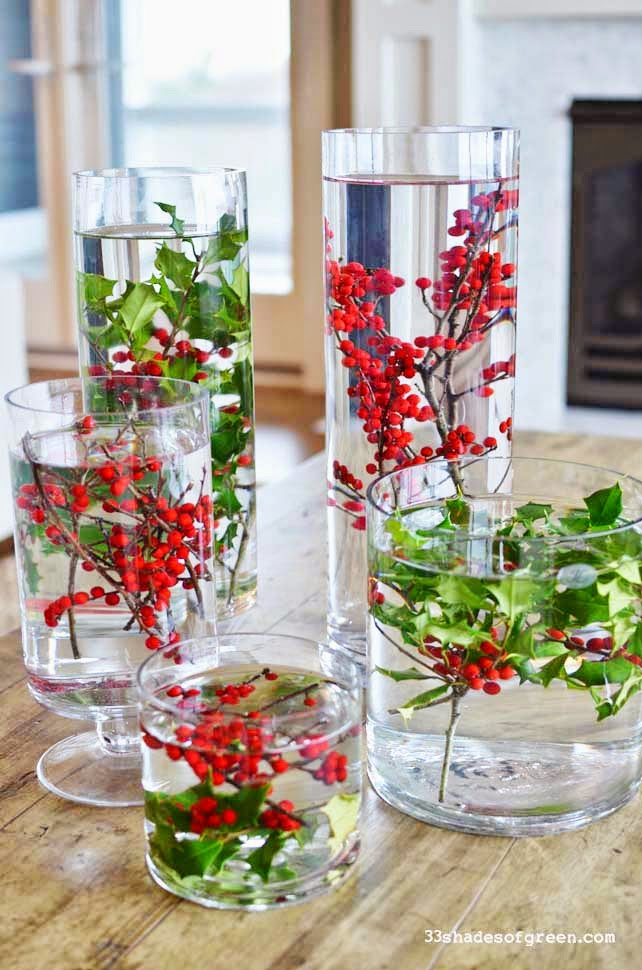 22 Holiday Centerpiece Ideas