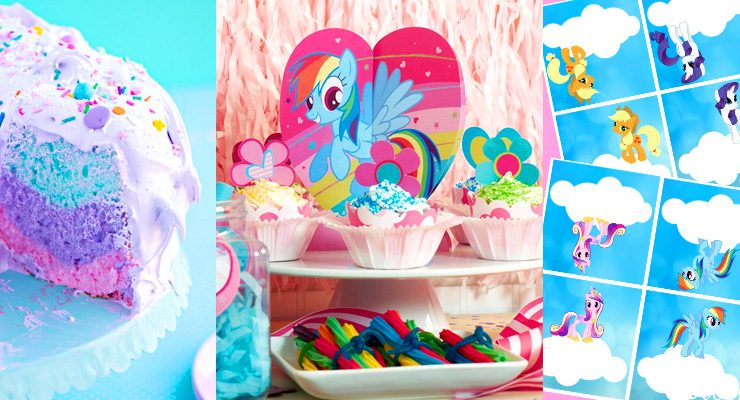 27  My Little Pony Party Ideas