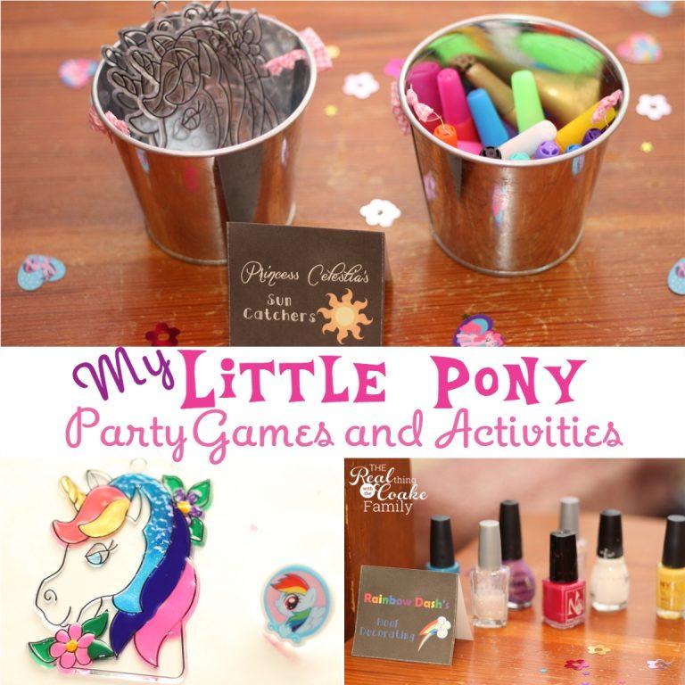 25+ My Little Pony Crafts -Smart Fun DIY