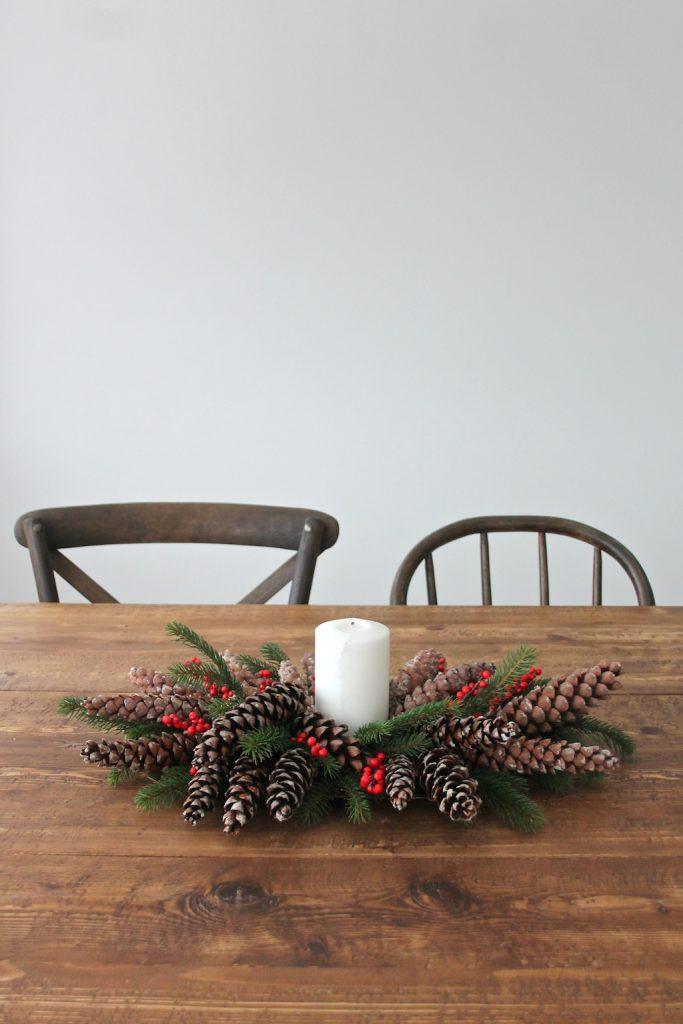 Holiday Centerpiece Ideas -Smart Fun DIY