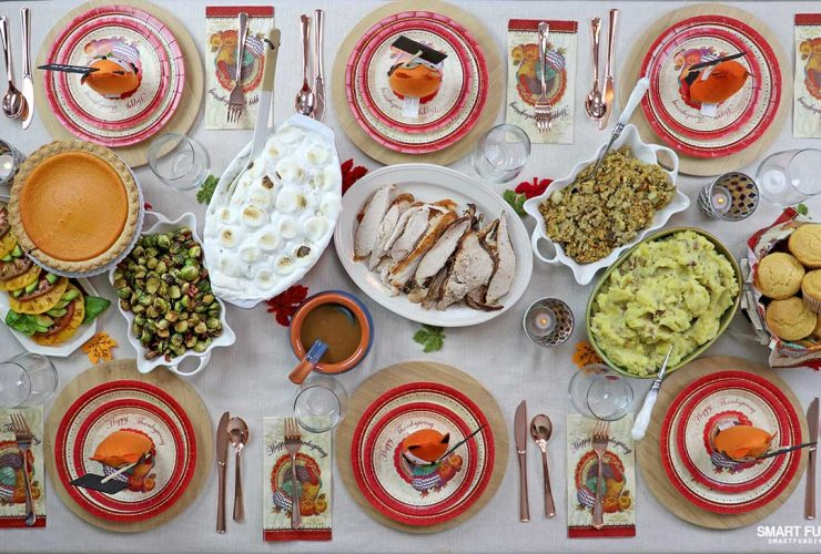 Thanksgiving Meal Plan for Under $50
