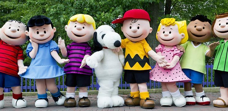 What to see at Knott's Peanuts Celebration